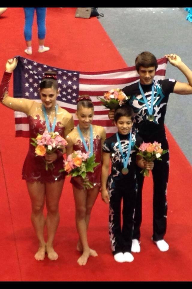 2014 texas gymnastics state meet results