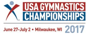 USA Gymnastics Championships @ Wisconsin Center | Milwaukee | Wisconsin | United States